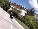 Col de Jou, Pyrenäen, Spanien Motorradtour von Saint Llaurenc de Morunys aufwärts