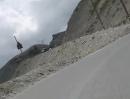 Col de la Bonette met BMW Rockster