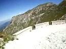Col de la Boaire und Colle Malaberghe - Ligurischen Grenzkammstrasse (LGKS) - der schwierigste Teil