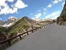 Col de la Cayolle - Gebirgspass an der Grenze der französischen Departements Alpes de Haute Provence.