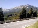 Col de la Faucille von La Cure nach Gex, Jura, Frankreich, Schweiz