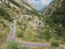 Col de la Lombarde in den Seealpen - grandiose Hochgebirgslandschaft