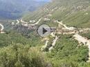Col de l'Espigoulier, Kurvenknaller der Provence, Frankreich