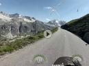 Col de l'Iseran (Route des Grandes Alpes) - Alpen Komplett 2017