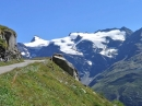 Col de l'Iseran, Route des Grandes Alpes, Frankreich, Savoyen