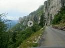 Col de Rousset - Traumpass im Vercors, klein aber fein, Traumblicke und Nebelsuppe