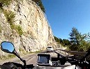 Col de Telegraphe, Frankreich, Motorradtour mit Yamaha XT1200Z