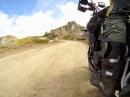 Col de Tende (Colle di Tenda, Tende Pass) ind den Seealpen