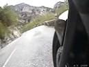 Col de Turini aus Richtung Sospel