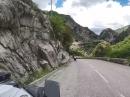 Col de Turini mit BMW R1200 GS