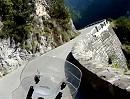Col de Turini von La Bollène-Vesubie (Südfrankreich) mit XT1200Z