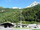 Col des Montets von Chamonix-Mont-Blanc nach Le Châtelard Village