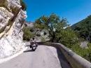 Col d`Ey, Südfrankreich - bilderbuchartige provencale Landschaft
