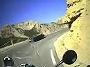 Col d'Izoard (Frankreich) mit BMW R1200 GS