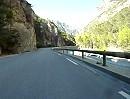 Col d'Izoard von Süden - französischen Alpen, Departement Hautes-Alpes