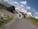 Col du Glandon, Savoie, Frankreich mit BMW R1200 GS