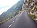 Col du Soulor Gebirgspass in den französischen Pyrenäen