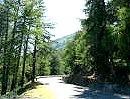 Col San Carlo von Morgex nach La Thuile, Italien