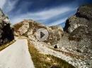 Colle dei Morti, Piemont, Italien mit KTM 990 Superduke
