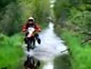Compagniadella Spinta 2012, Motorradtour Carpi, italien