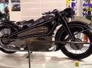 Concept BMW R7 Streamliner Baujahr 1937 - innovativ zu seiner Zeit
