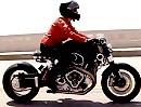 Hellcat X132 Confederate Motorcycle - sehr außergewöhnliches Motorrad