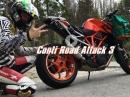 Conti Road Attack 3 | Zu Viel Grip! Reifentest - von KurvenradiusTV