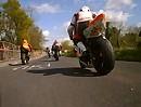 Cookstown 100 2012 onboard Yamaha R6 Ivan Shanley. Dicke Eier Racing