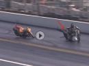 Crash bei 200 km/h:  Beifahrer und Glückwunsch zum Geburtstag - Abartig
