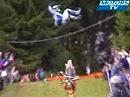 Crash: Dreifacher Rittberger in der Luft mit eingeschwungenem Backflip - Geschüttelt und weiter geballert!