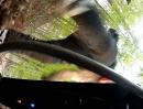 Crash: Lehrgeld bezahlt Yamaha XT 660X am Krähberg