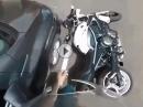 Crash: Lernen durch Schmerzen, aber die Bremsen packen zu!