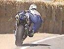 Save & Crash Mick Doohan, Laguna Seca, Corkscrew - eigentlich war er schon durch