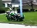 Crash oder: Aus wieviel Teilen besteht eine Kawasaki?