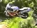 Vollhorst Motorrad Weitflug - Spaß oder hirnlose Aktion?