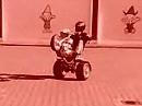 Crazy monkey trike - Spass mit drei Räder oder zwei