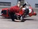 Crazy Motobike Stunts - Jesse Toler aka Redline Jesse