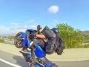 Crazy Motorrad Stuntriding - Killer Tricks, super Video by XSR Family