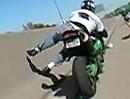 Crazy Motorradstunts auf der Autobahn: Circle The City - Nagel im Kopf aber geil!