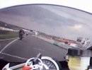 Oboard-Lap Croix en Ternois - Yamaha R1