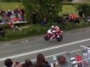 Crosby leap ... Vollgas und Wheelie bei Volksnähe :-)