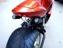 Custombike Suzuki GSX-R 1000 mit 300er Hinterrad