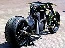 Custombike Alien bei E-D Spezial - schöner Umbau