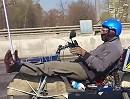 Custombike aus Russland - gewöhnungsbedürftig aber fährt