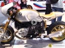 Custombike BMW R nineT by Jessi Combs & Teresa Contreras - Rundgang Sema