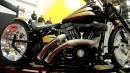 Custombike Harley Umbau auf der Intermot