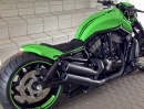 "Custombike ""Hulk - Harley Davidson Night Rod Special VRSCDX"