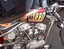 Custombike 'Lot Lizzard' von Chaos Cycles Geiler Old School Umbau