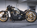 Custombike: Thunderbike GP-S Le Mans, Harley-Davidson Breakout by Thunderbike, BikePorn
