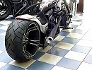 "Custombike ""Dragster"" mit RS-R Framekit. von Thunderbike."